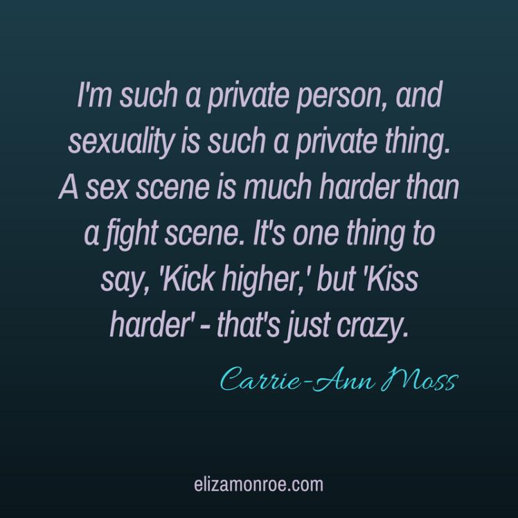 Carrie-Ann Moss